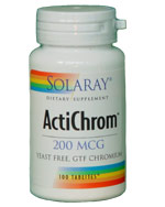 Acti Chrom 200 mcg, 100 Tabletten