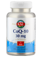 Coenzym Q-10, 30 mg, 90 Weichkapseln