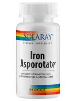 Eisen Asporotate 18 mg, 100 Kapseln