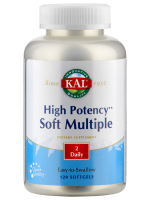 Multi-Softgels hochdosiert, 120 Weichkapseln