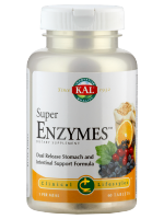 Super Enzymes(TM), 60 Tabletten