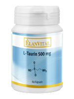 L-Taurin 500 mg, 60 Vegicaps