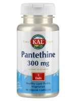 Pantethin 300 mg, 30 Vegetarische Kapseln