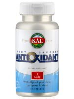 Body Defense Antioxidant, 50 Tabletten