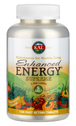 Multivitamin: Enhanced Energy Supreme