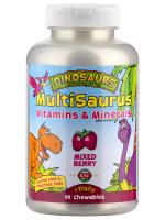 Multivitamine für Kinder:Dinosaurier MultiSaurus, 90 Kautabletten