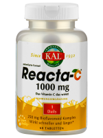 Reacta-C 1000 mg mit Bioflavonoiden, 60 Tabletten